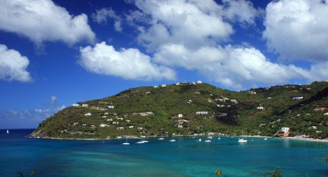 Cane Garden Bay, Tortola, British Virgin Islands, Caribbean