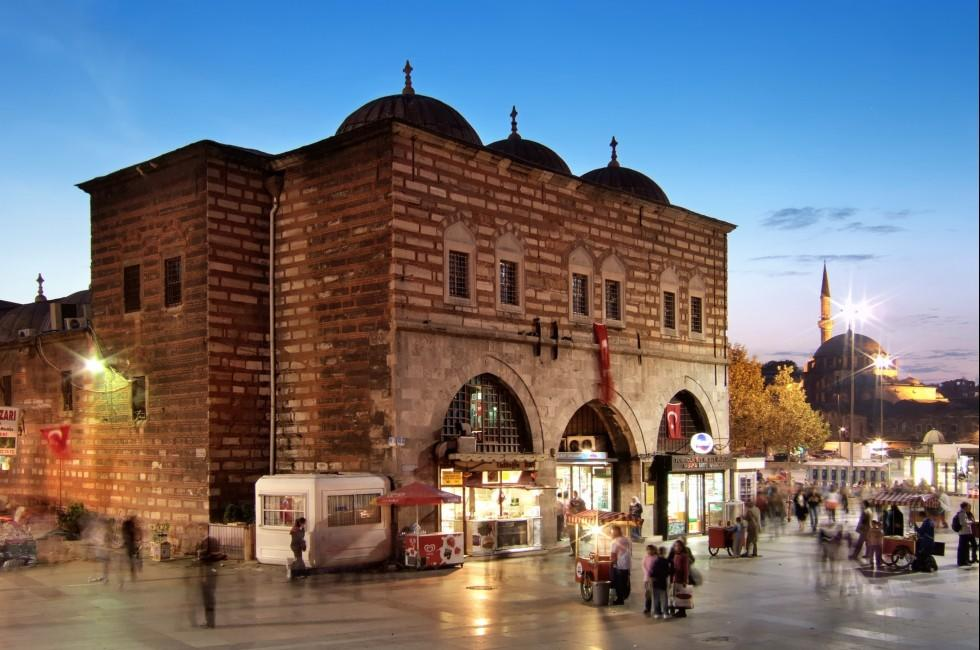 Spice Bazaar, The Bazaar Area and Environs, Istanbul, Turkey