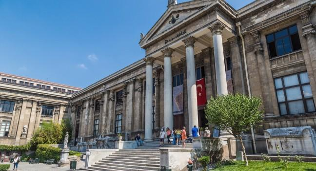 Istanbul Archaeology Museums, Istanbul, Turkey