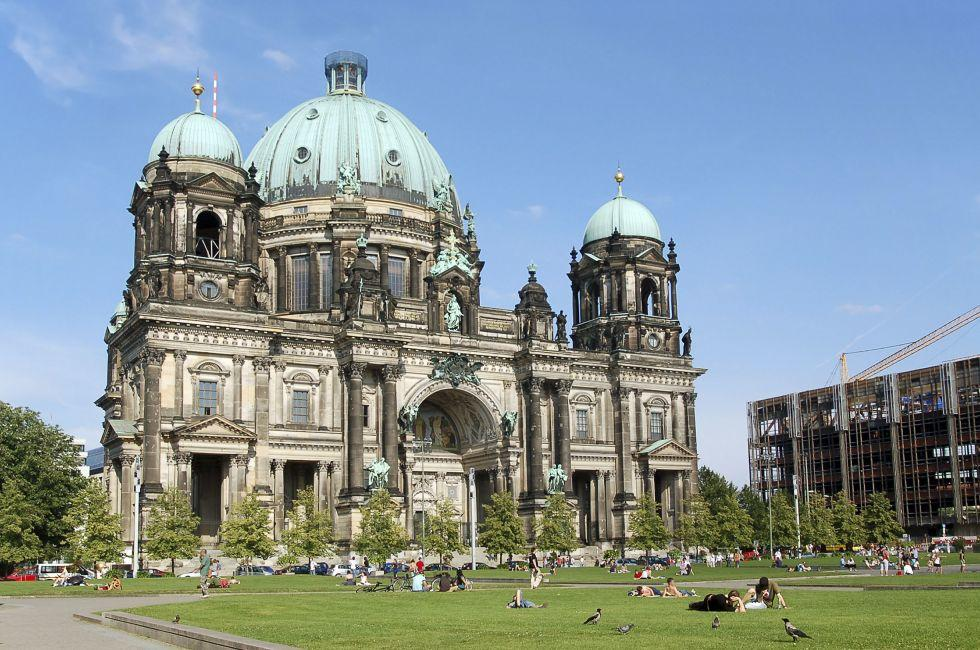 Berliner Dom, Mitte, Berlin, Germany, Europe.