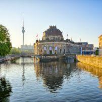 Museum Island, Museumsinsel, Mitte, Berlin, Germany, Europe