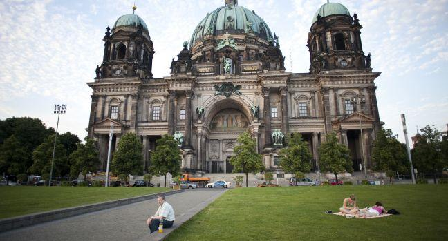 The Berliner Dom, Berlin Cathedral, Mitte, Berlin, Germany, Europe.