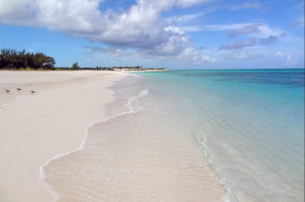 Beach, Pine Cay, Turks and Caicos, Caribbean