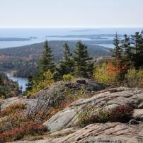 Cadillac Mountain, Acadia National Park, Maine, USA