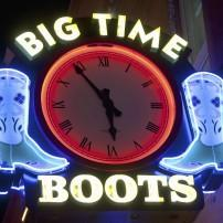 Big Time Boots, Nashville, Tennessee, USA