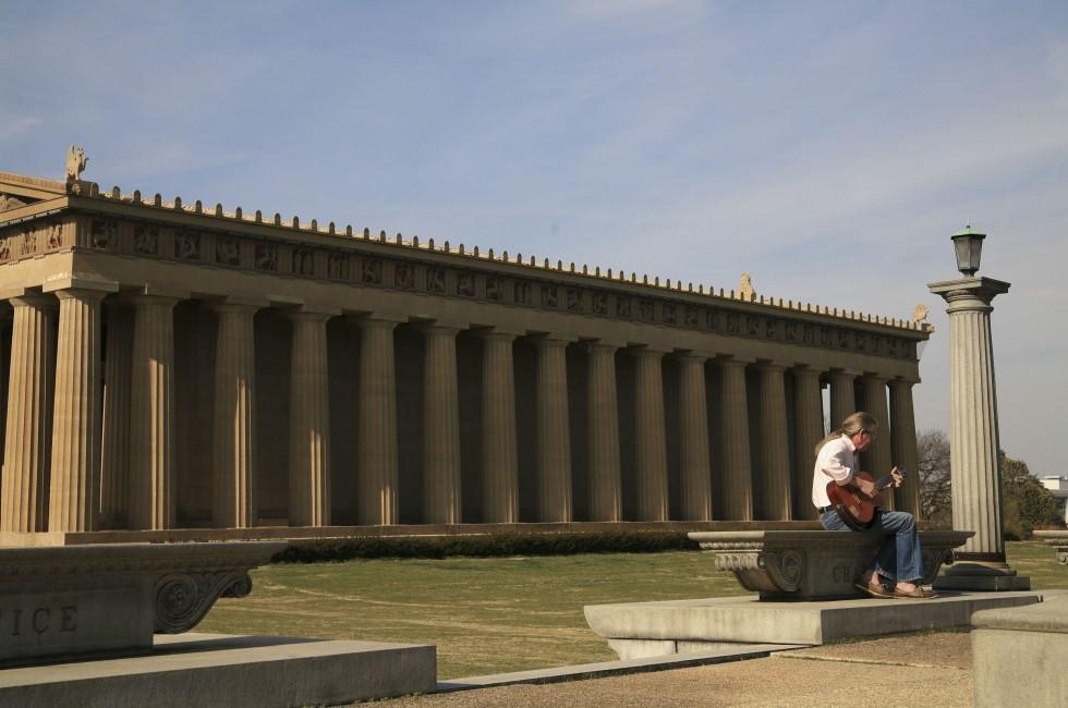 Parthenon, Nashville, Tennessee, USA
