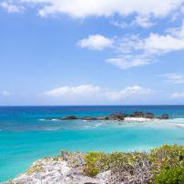 Mudjin Harbor, Middle Caicos, Turks and Caicos, Caribbean,