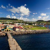 Basseterre, St. Kitts, Caribbean