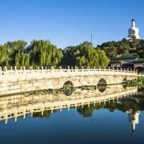 Royal Garden, Beihai Park, Xicheng District, Beijing, CHina