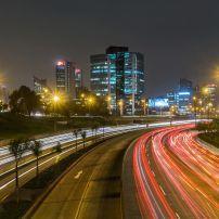 Highway, San Isidro, Lima, Peru