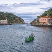 Boat, Pasajes San Juan, Spain