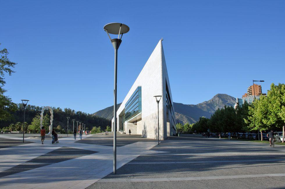 Building, Streets, Vitacura, Santiago, CHile