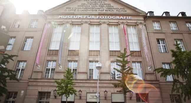 Museum für Fotografie Helmut Newton Stiftung, Berlin, Germany, Europe.