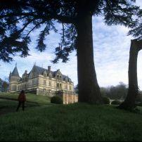 Chateau De Bourdaisière , Montlouis-Sur- Loire, France