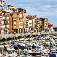 Boats, Port, Bermeo, Spain