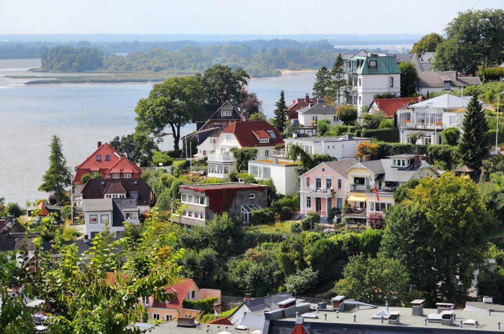 Blankenese, Hamburg, Germany, Europe.