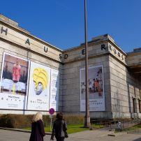 Haus der Kunst, Lehel, Munich, Germany, Europe.