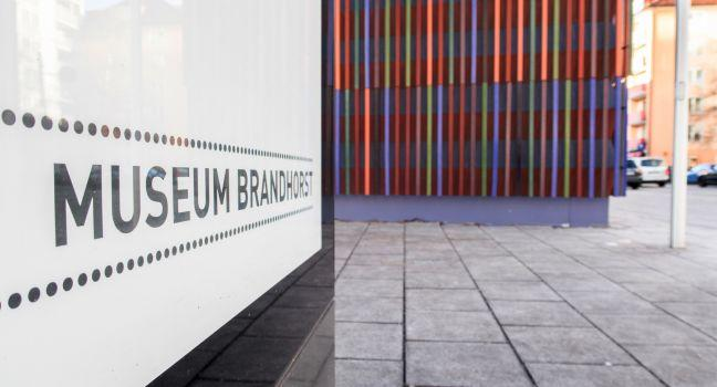 Museum Brandhorst, Maxvorstadt, Schwabing and Maxvorstadt, Munich, Germany, Europe.