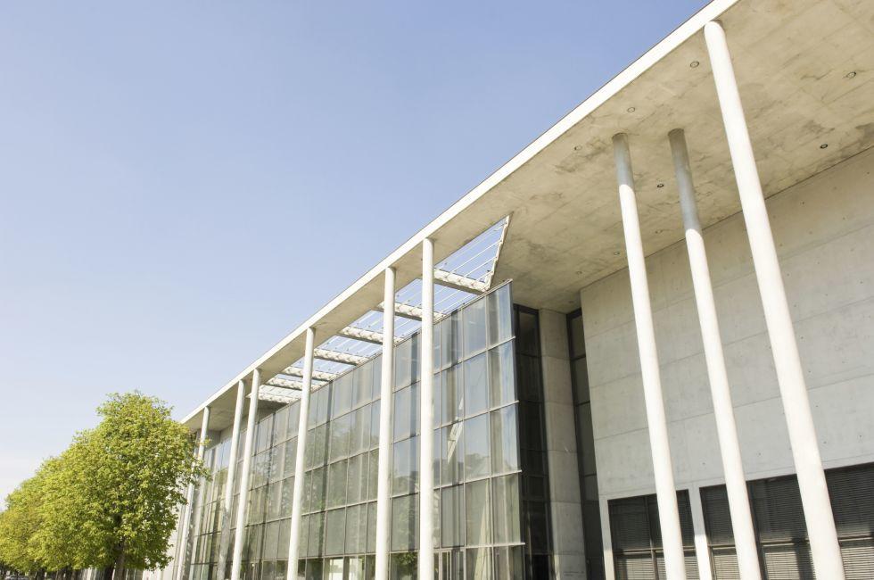 Museum, Neue Pinakothek, Munich, Germany