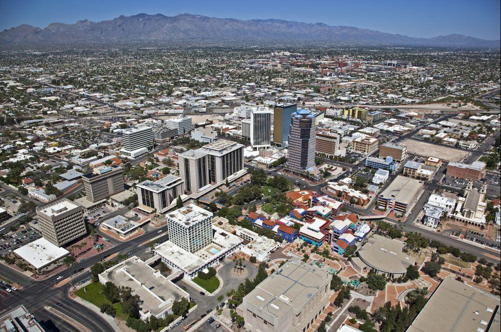 Downtown, Tucson, Arizona