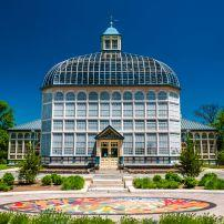 Howard Peters Rawlings Conservatory, Druid Hill Park, Baltimore, Maryland