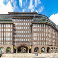 Chilehaus, Altstadt, Hamburg, Germany, Europe.