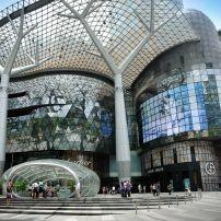 ION Orchard Shopping Mall, Orchard, Orchard Road, Singapore, Asia.