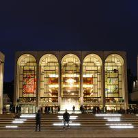 The Metropolitan Opera, Lincoln Center, New York City, New York