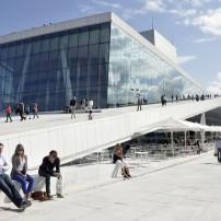 National Oslo Opera House, Oslo, Norway