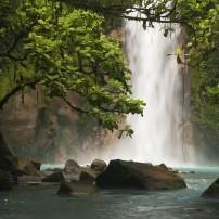 Waterfall, Jungle, Costa Rica, Mexico and Central America
