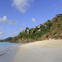 Coastline, Valley Church Beach, Antigua Barbuda, Caribbean