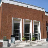 Exterior, Portland Art Museum, Portland, Oregon, USA