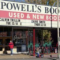 Exterior, Shop, Powell's City of Books, Burnside Street, Portland, Oregon, USA