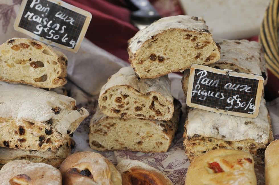Bread, Provence, France