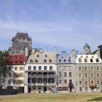 Apartments, Quebec City, Canada