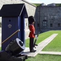 Guard, La Citadelle, Quebec City, Canada