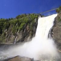 Montmorency Falls, Quebec City, Quebec, Canada