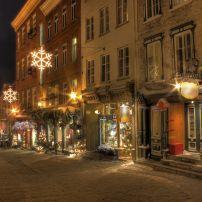 Old Quebec City, Montreal, Canada