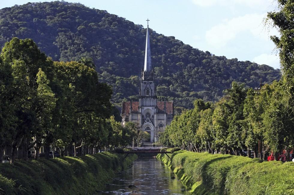 Petropolis, Rio de Janeiro, Brazil,
