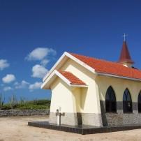 Alto Vista Chapel, Western Aruba, Aruba, Caribbean