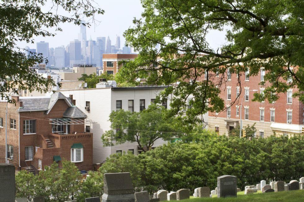 Greenwood Cemetery, Windsor Terrace, Brooklyn, New York City, New York