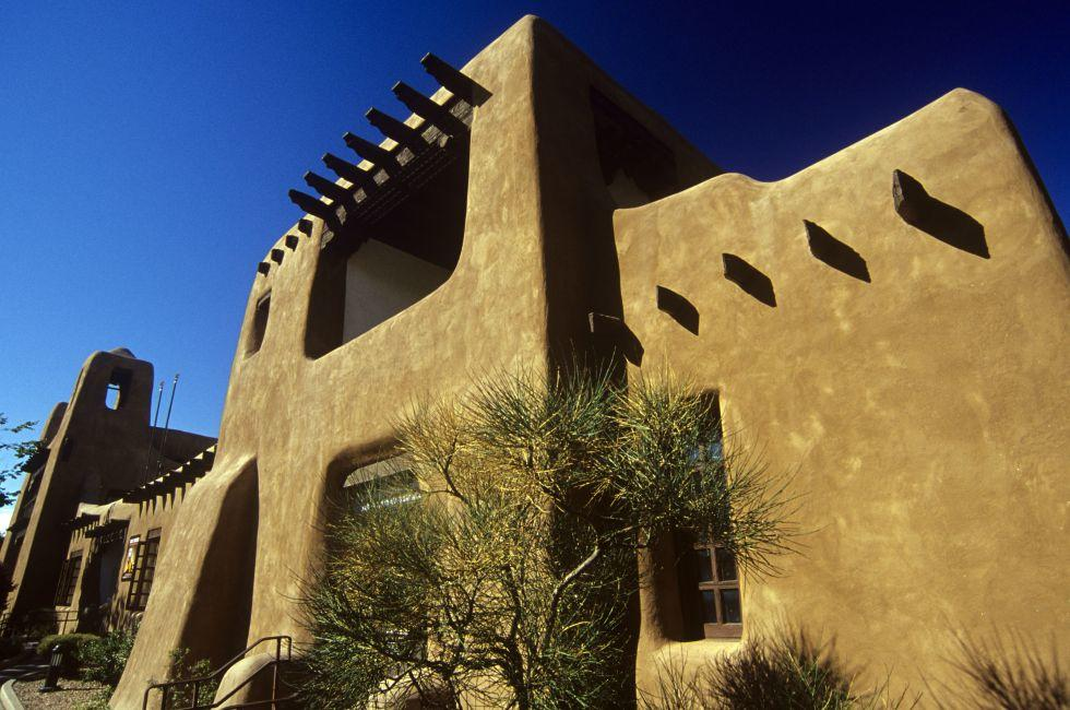 Museum of Art, Santa Fe, New Mexico