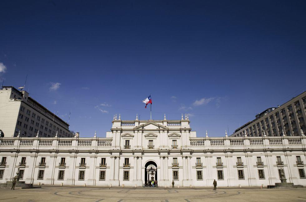 La Moneda, Santiago, Chile