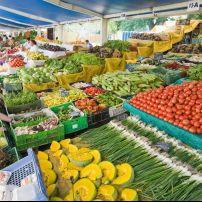 Los Dominicos, Market, Santiago, Chile