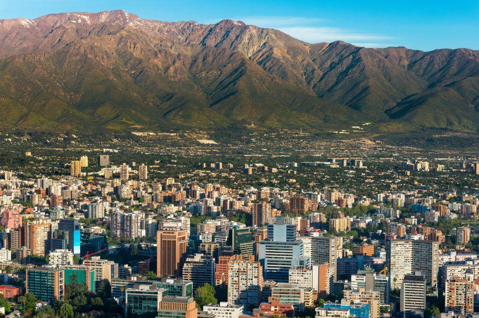 Skyline, Santiago, Chile