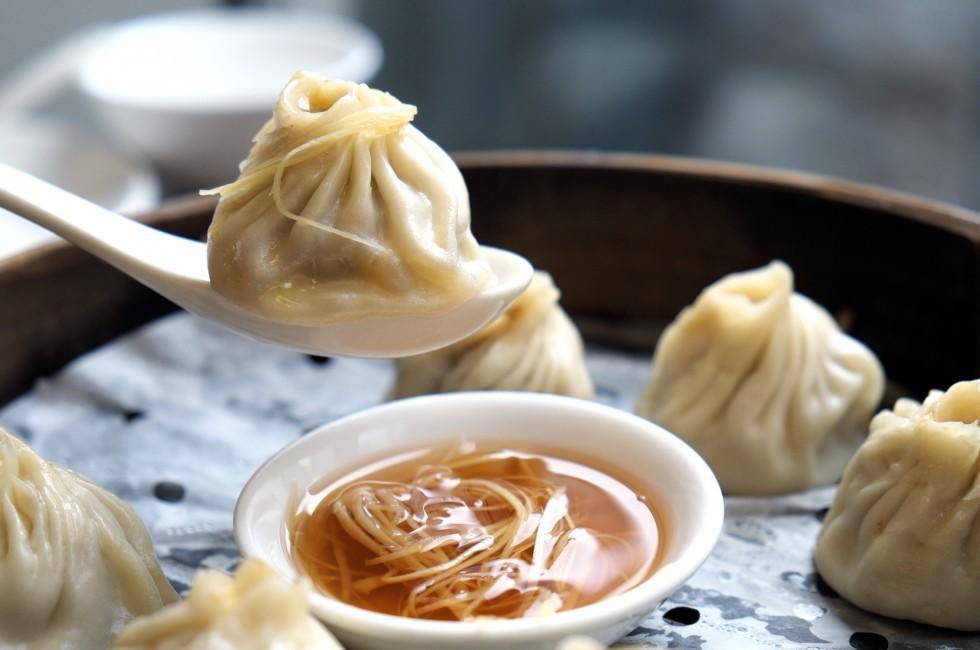 Dumpling, Shanghai, China