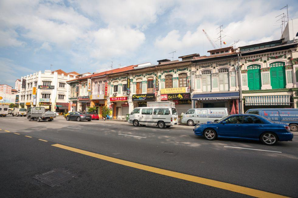 Geylang Road, Singapore