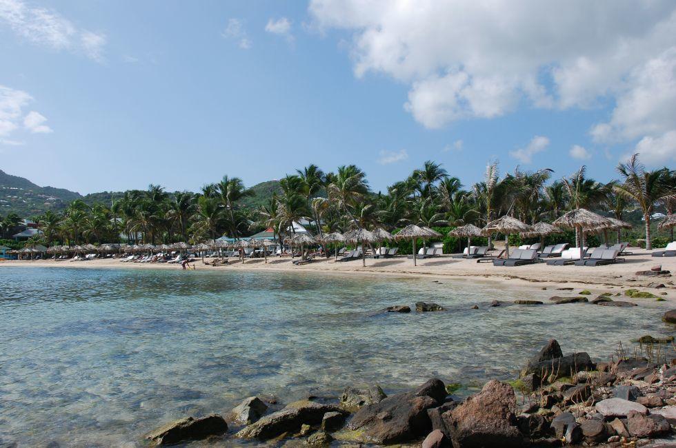 Guanahani Beach, St. Barthelemy, Caribbean