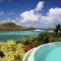Swimming Pool, St. Barts, Caribbean