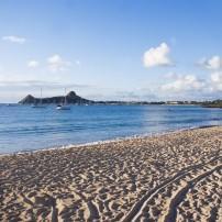 Reduit Beach, St. Lucia, Caribbean